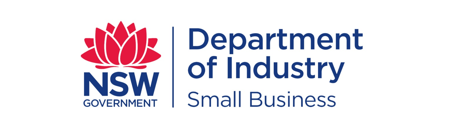 Department of Industry logo