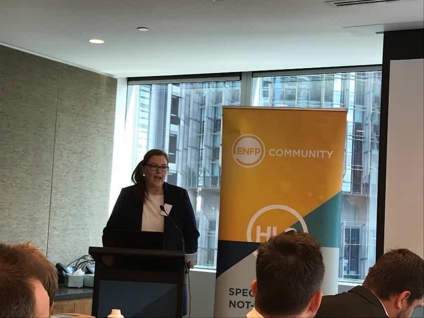Figure 10 Karen Stase, NDS NSW Director