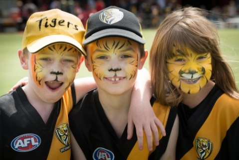 - The marketing manager of Richmond Football Club presents to the dm Forum