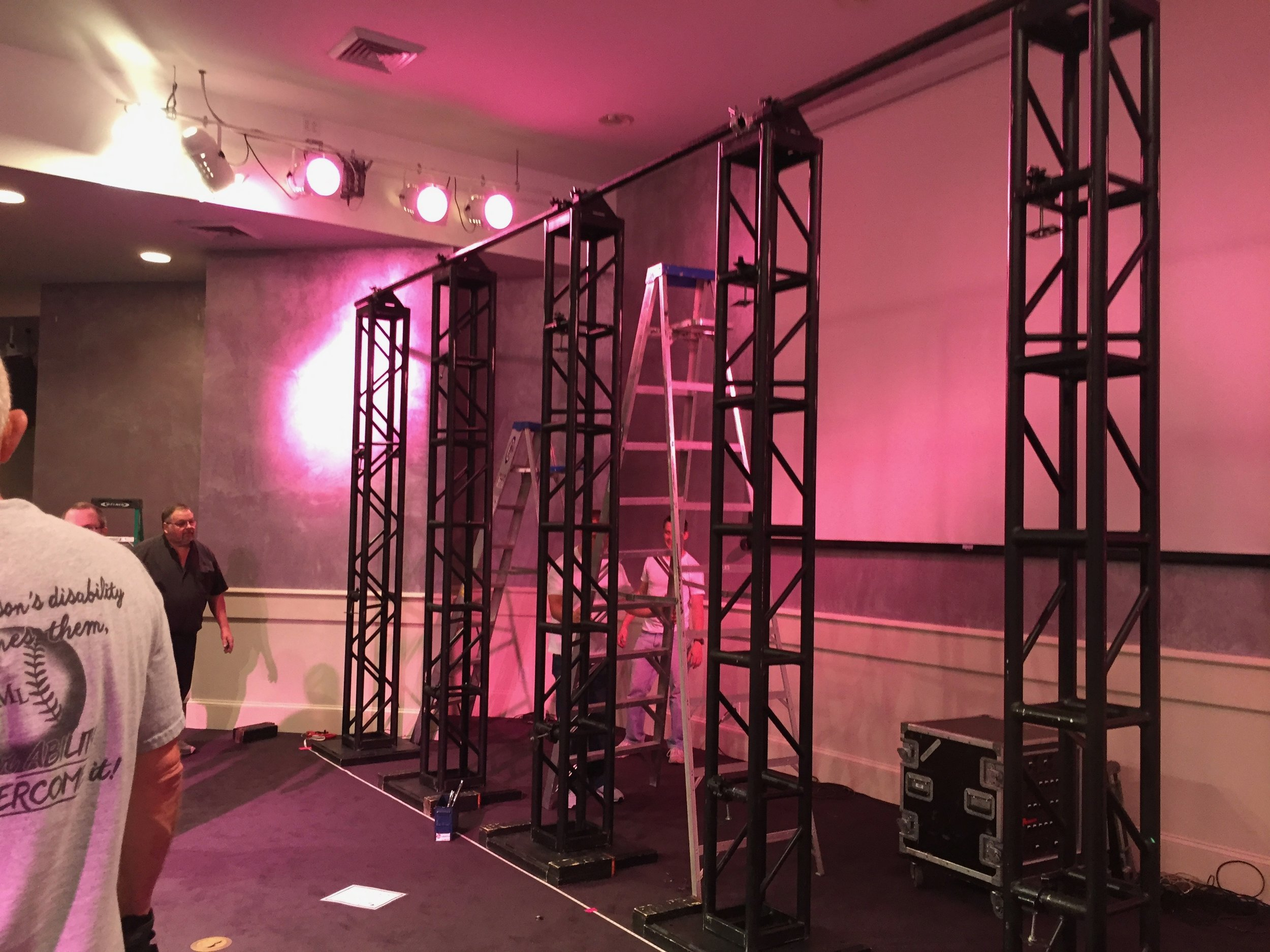 are you bringing an event to your venue? -