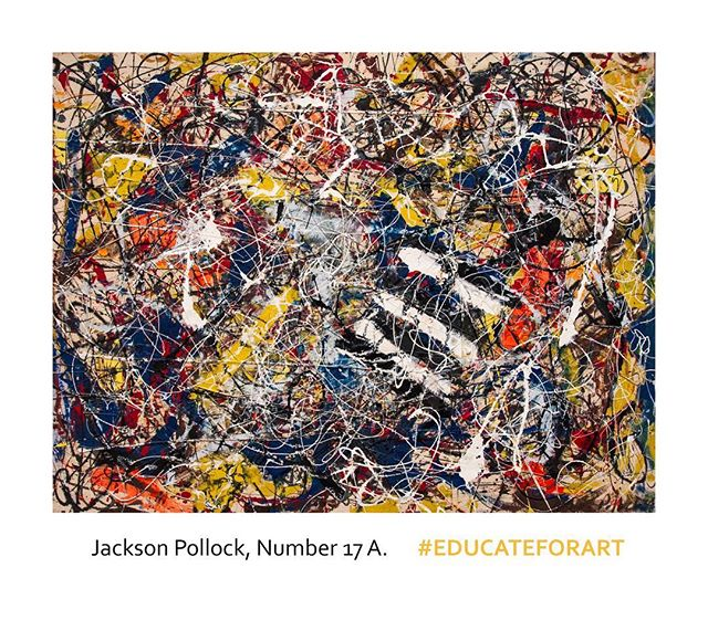 Learn about the iconic international art of Jackson Pollock followed by an interactive workshop where your child can create unique works of their own inspired from the style learnt! - Conducted by @akankshagoenka of @artlinks_official  Time: 11am - 1pm  Date: Sunday, 14th October  Fees: 1500/- Age: 5-13 years  Venue: Sarjan Plaza, 165, Dr. Annie Besant Road, Worli  To register contact: info@taoartgallery.com or 022 24918585/8686 . . . . . . . . . . #TaoArtGallery #EducateForArt #JacksonPollock #Art #Workshop #Kids #Children #Mumbai #Fun
