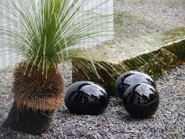 obsidian balls