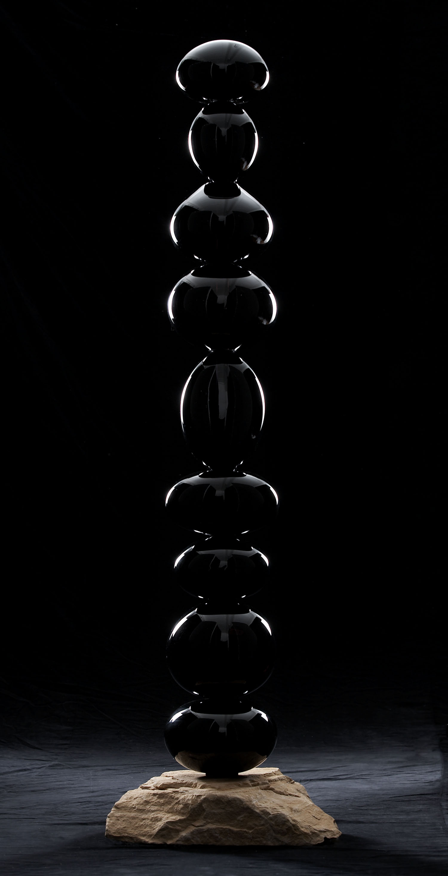 black totem
