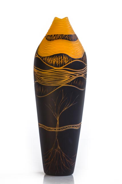 Mt Cassell Vase