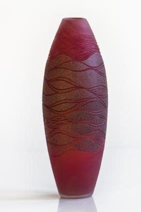 Brachina gorge vase