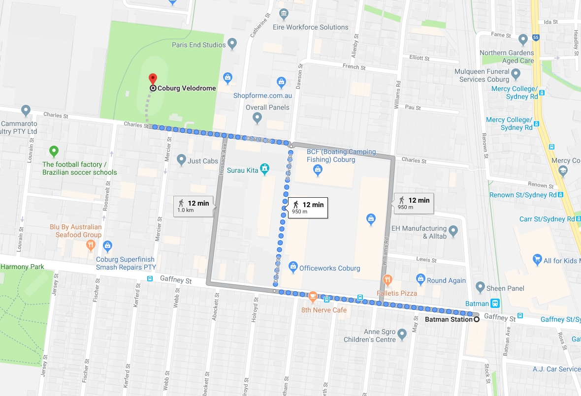 Map to Coburg Velodrome.PNG
