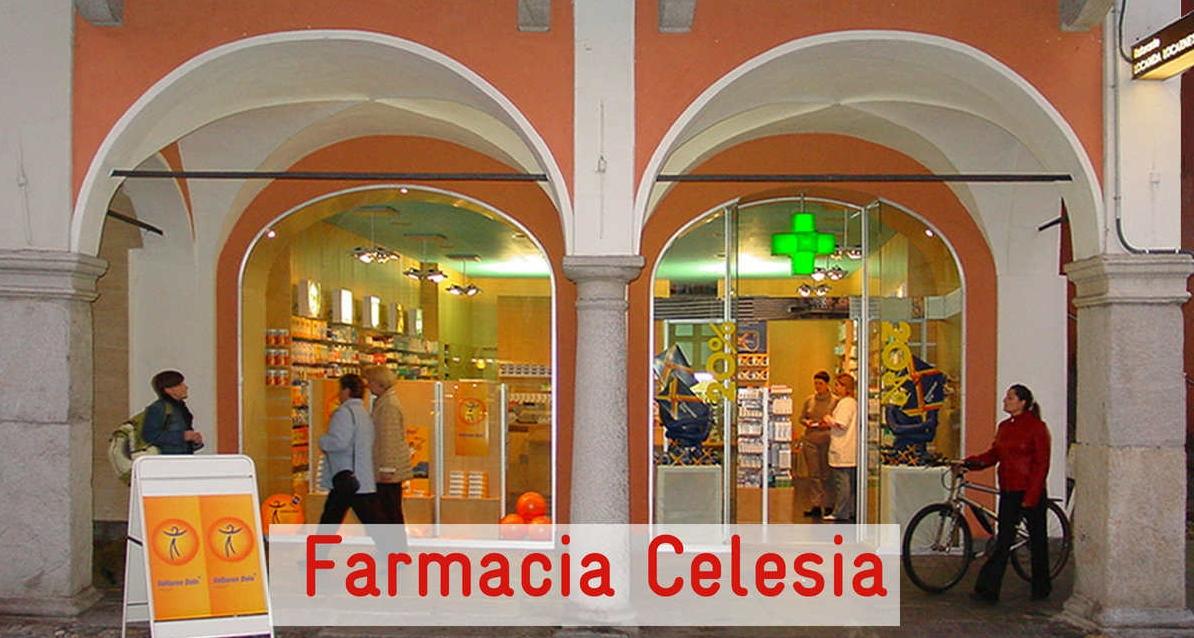Farmacia Celesia Locarno, Partner SIT