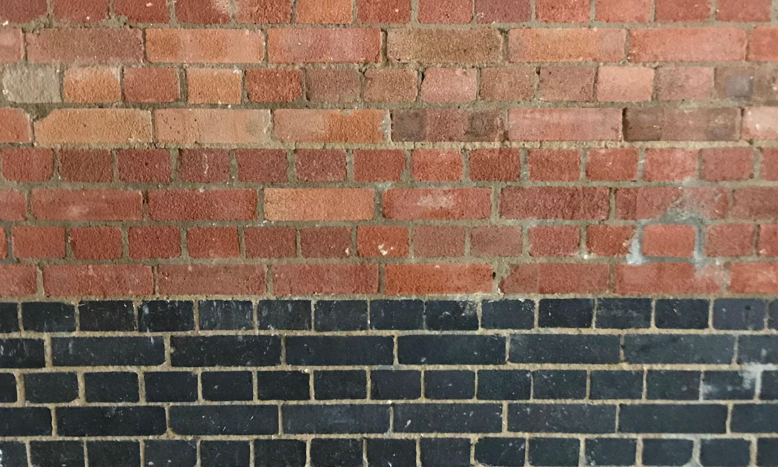Brick photos – courtesy of London |Liz's Brick notebook – courtesy of @sherwoodforlee, @quirkbooks