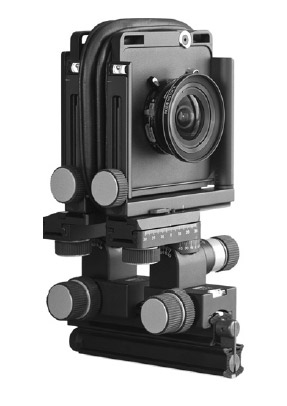This is the ARCA-SWISS-Metric 6x9S technical camera