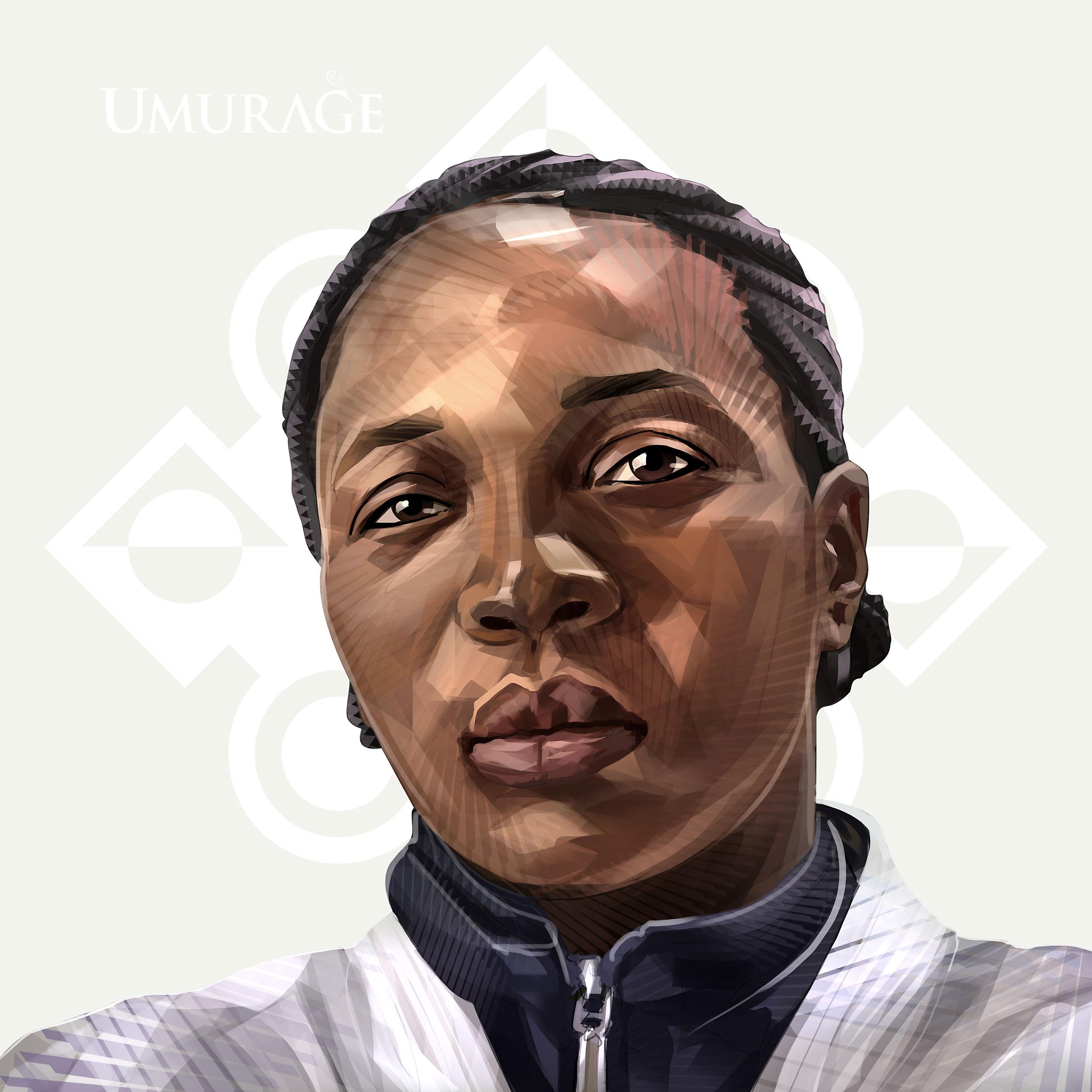 The UMURAGE Foundation Legacy Maker Yolande Bukasa Mabika