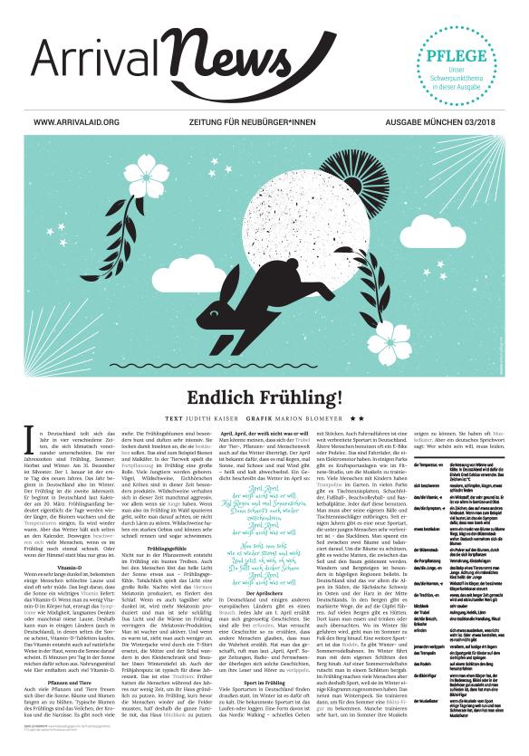 Ausgabe 03/18 München