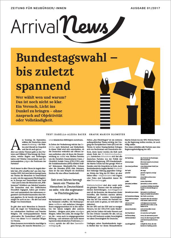 Ausgabe 01/17 München