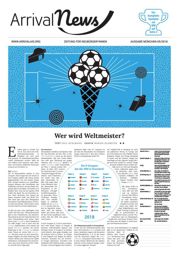 Ausgabe 05/18 München