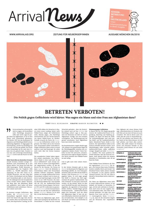 Ausgabe 06/18 München