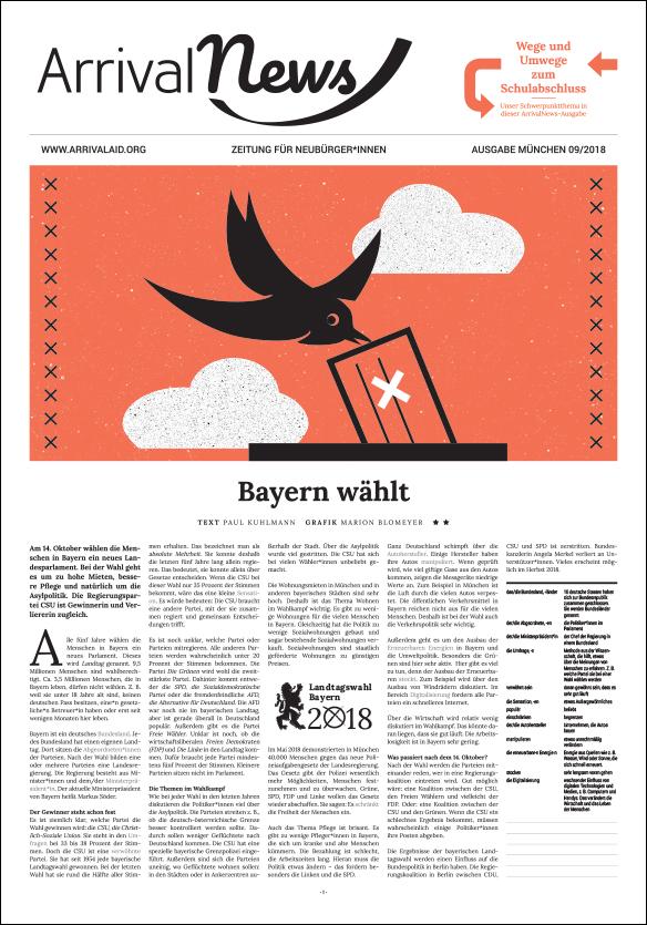 Ausgabe 09/18 München