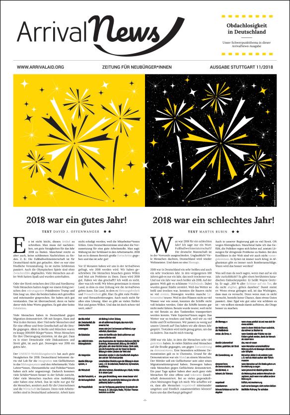 Ausgabe 11/18 Stuttgart