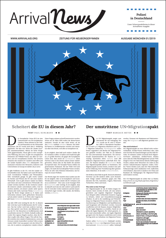 Ausgabe 01/19 München