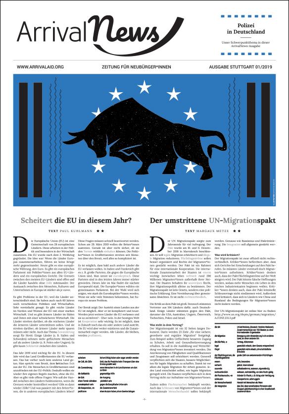 Ausgabe 01/19 Stuttgart