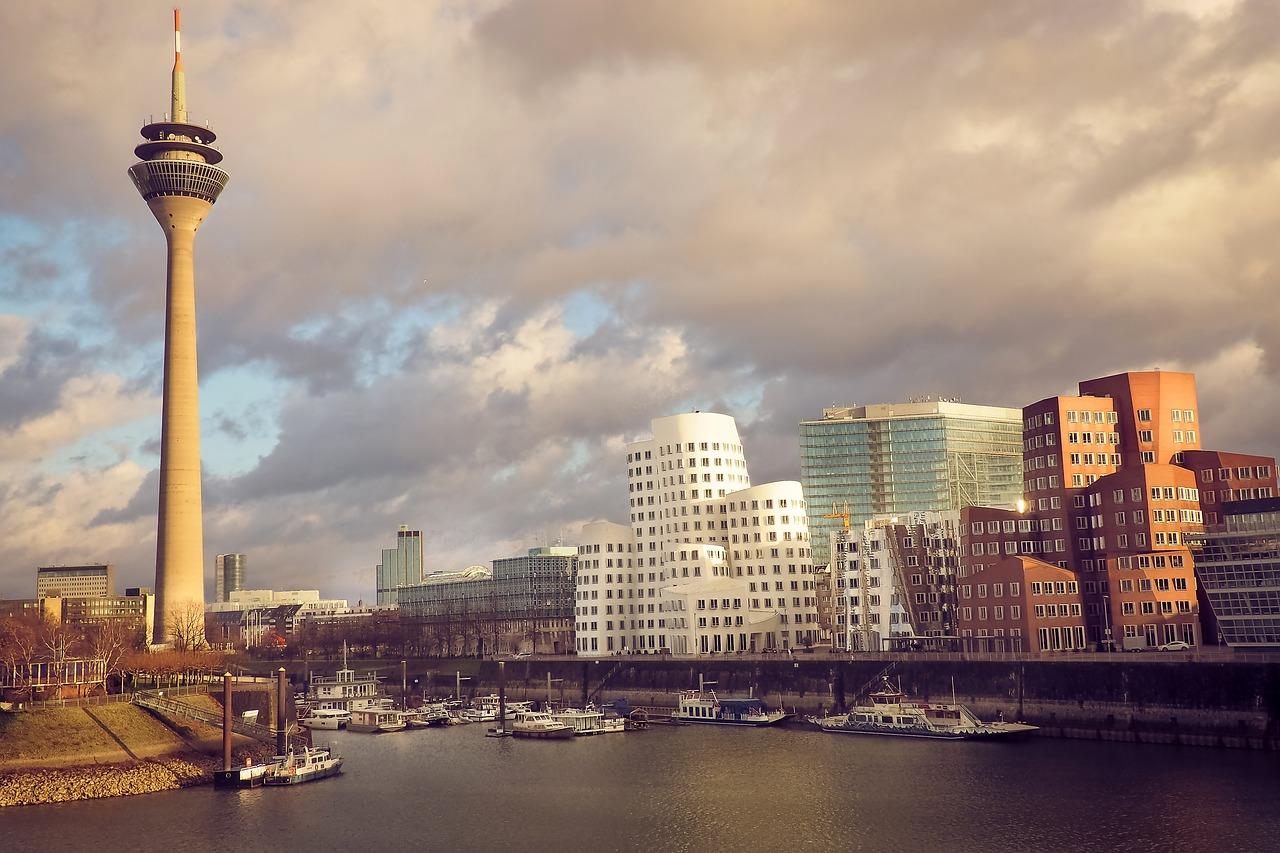 Das ist Düsseldorf
