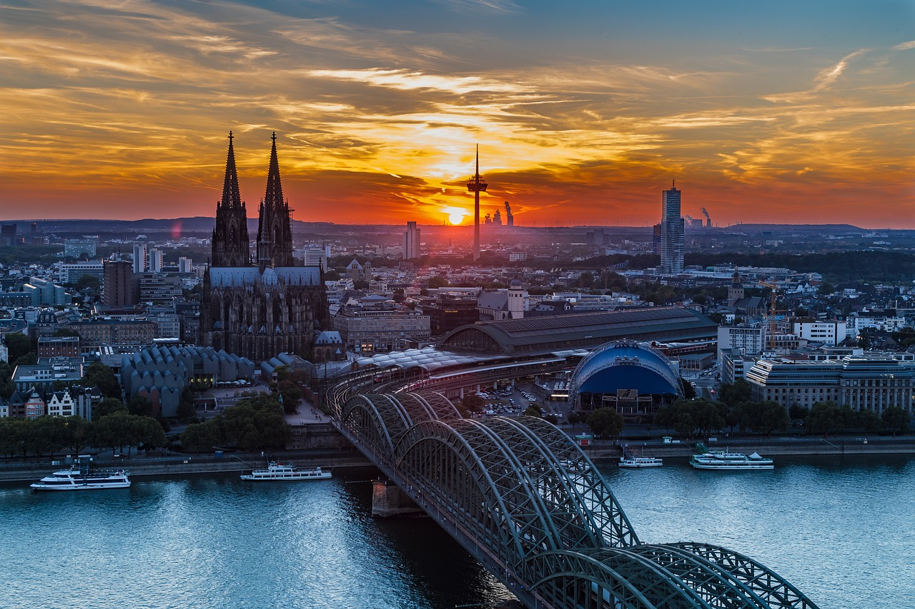 Das ist Köln