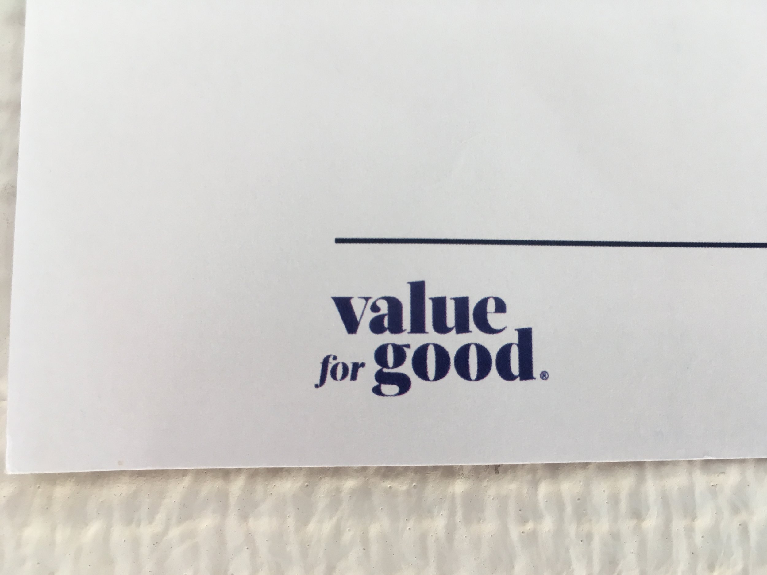Die Organisation Value for Good bringt uns bei, wie man Wirkung professionell misst.
