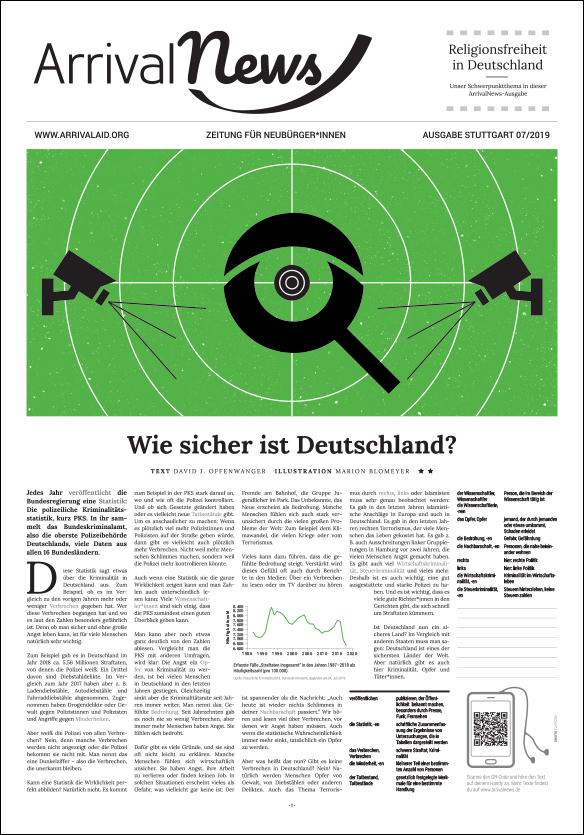 Ausgabe 07/19 Stuttgart