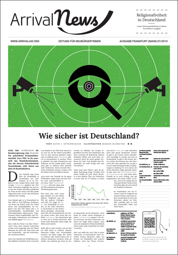 Ausgabe 07/19 Frankfurt