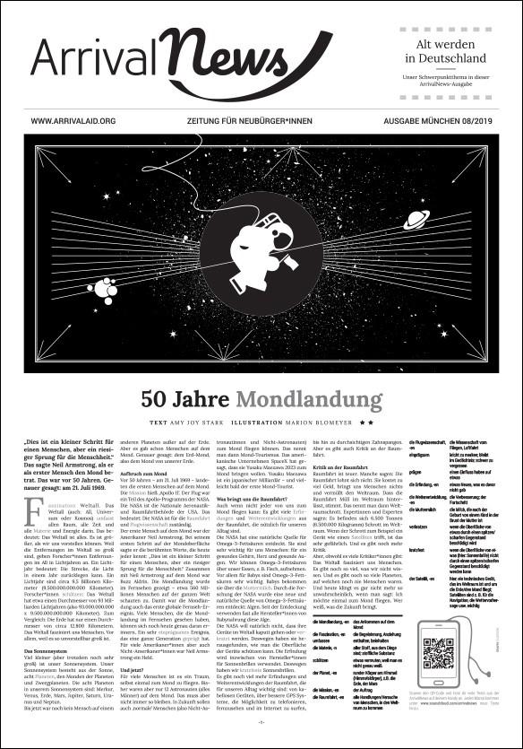 Ausgabe 08/19 München