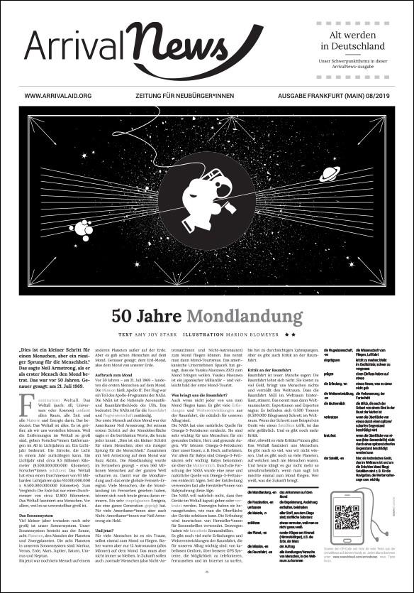 Ausgabe 08/19 Frankfurt