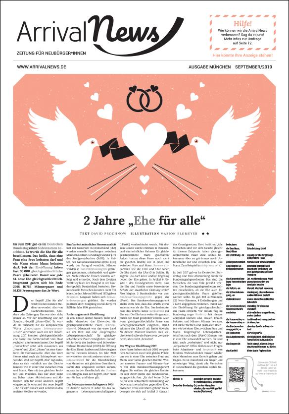Ausgabe 09/19 München