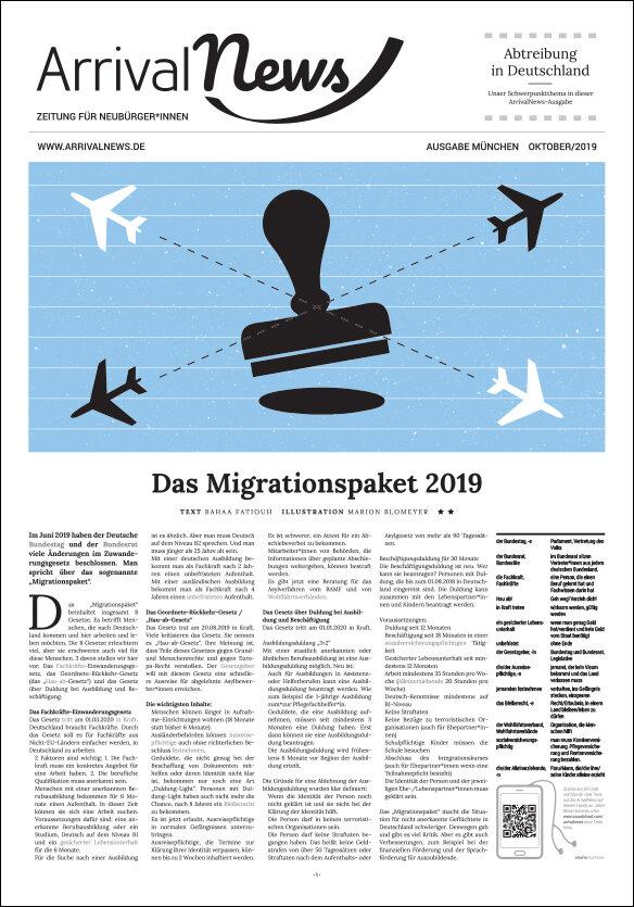 Ausgabe 10/19 München