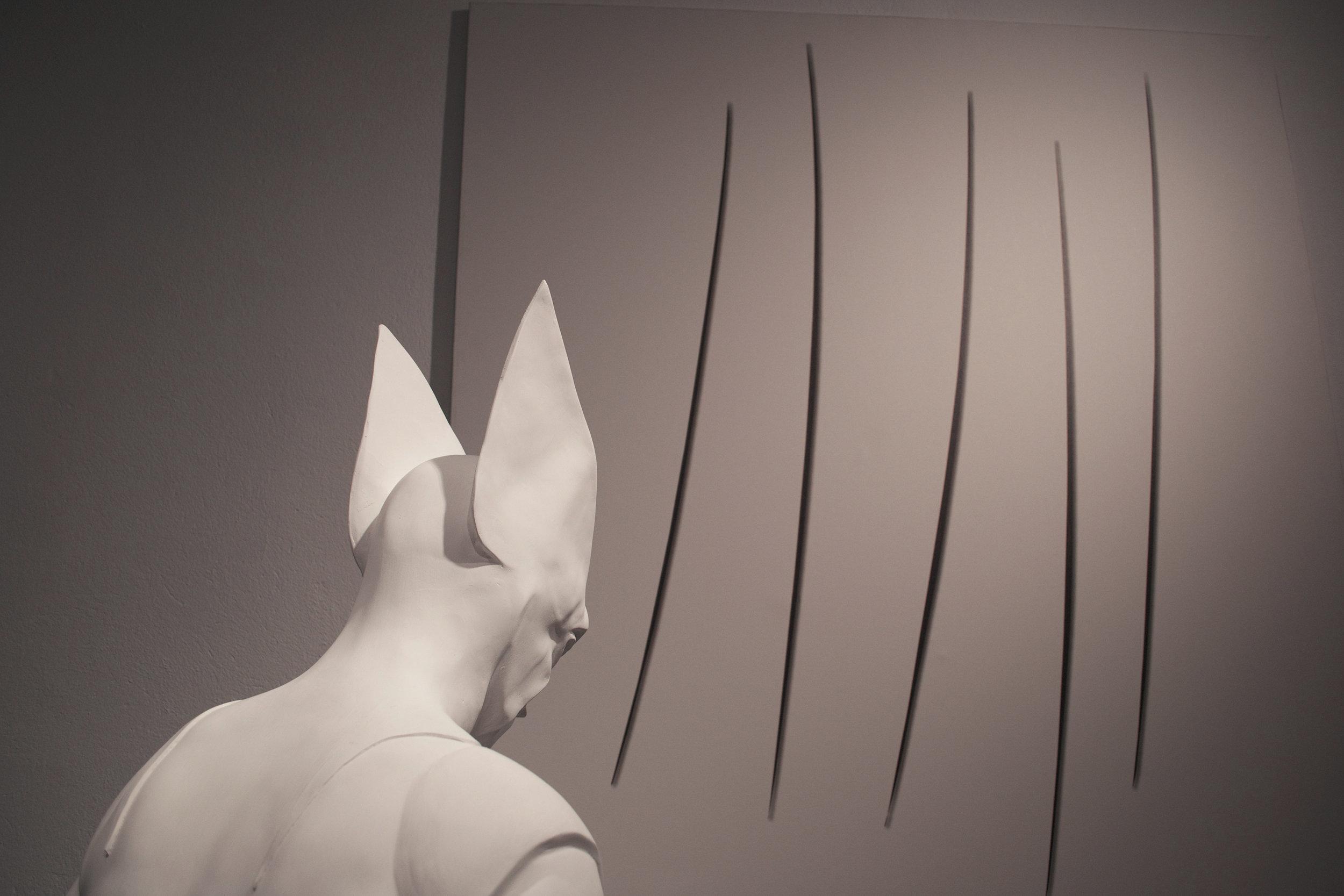 Until the End , 2003  (detail) .  Photo: Studio Adrian Tranquilli