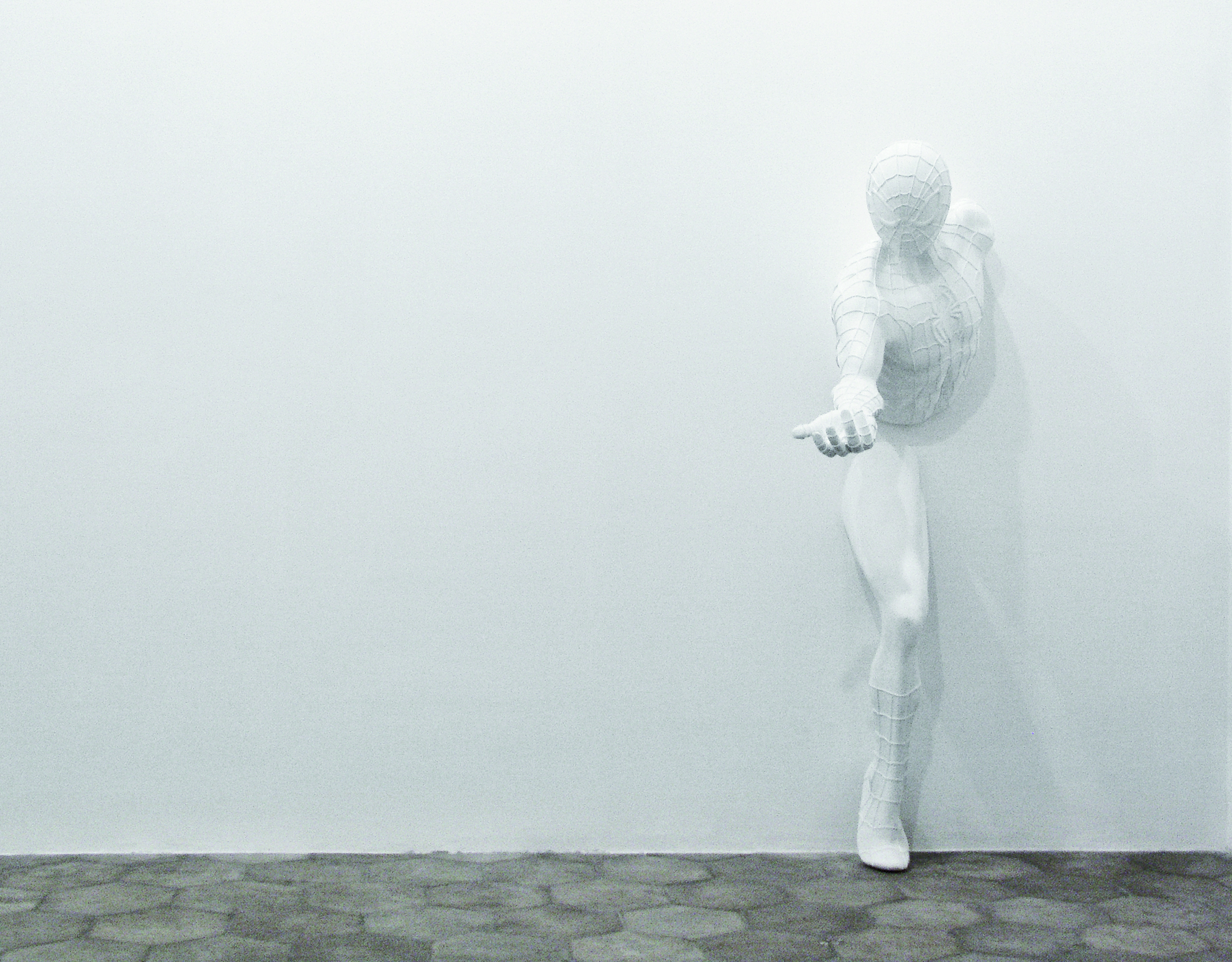This is not a love song 2 , 2005 . Mimmo Scognamiglio Artecontemporanea, Naples. Photo: Studio Adrian Tranquilli