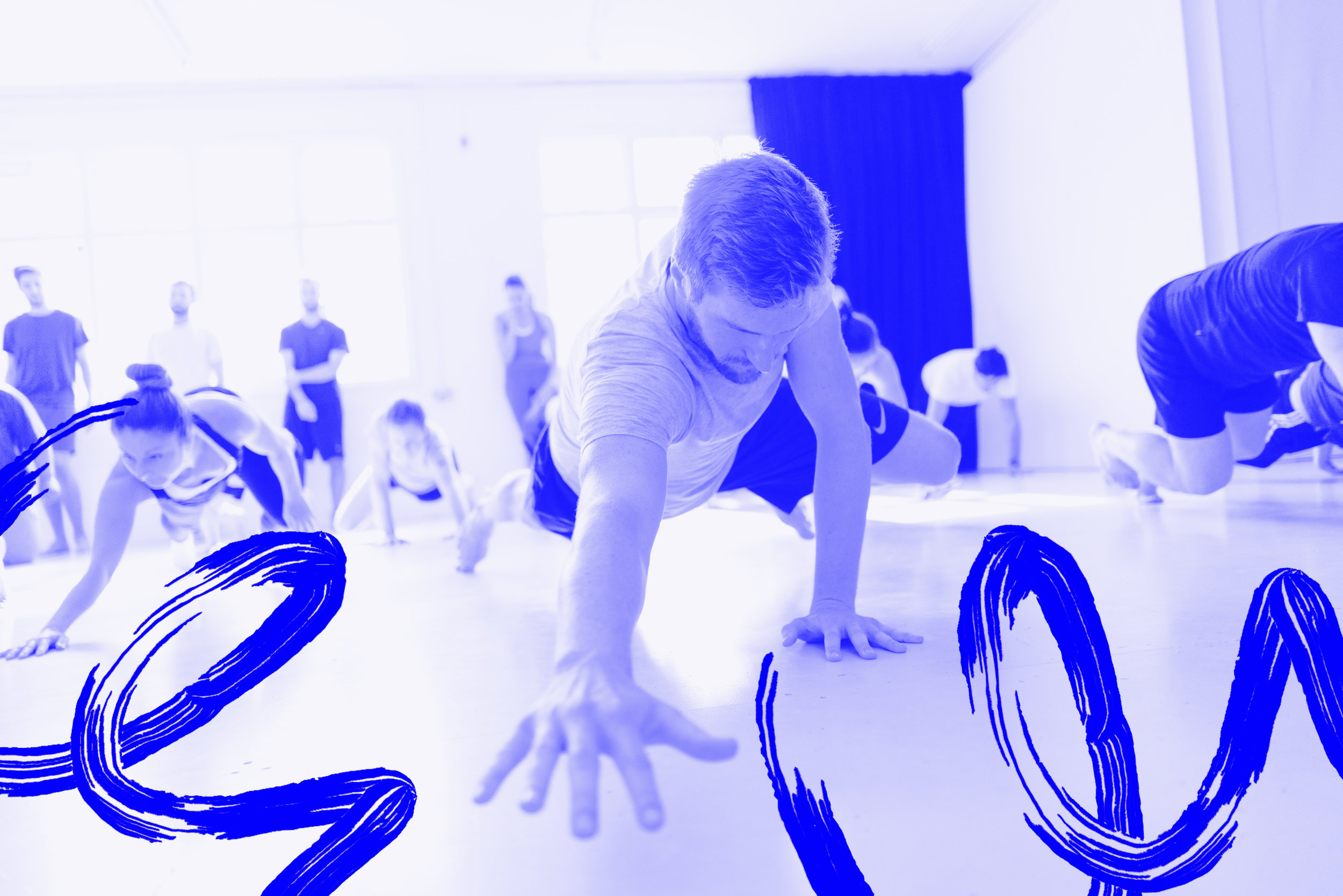 THE Art of movement WORKSHOP: £25 -