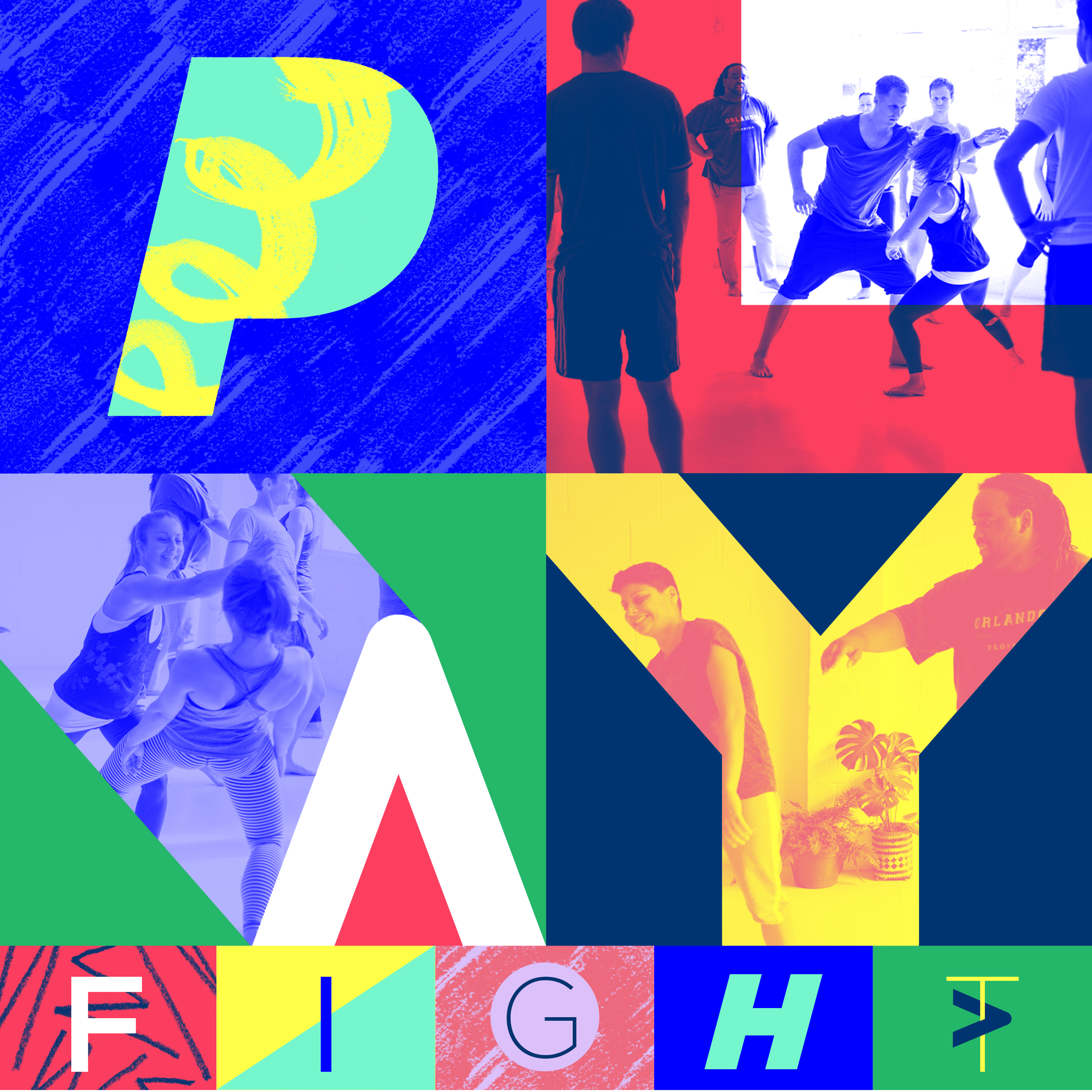 PLAYFIGHT: THE EVENT -