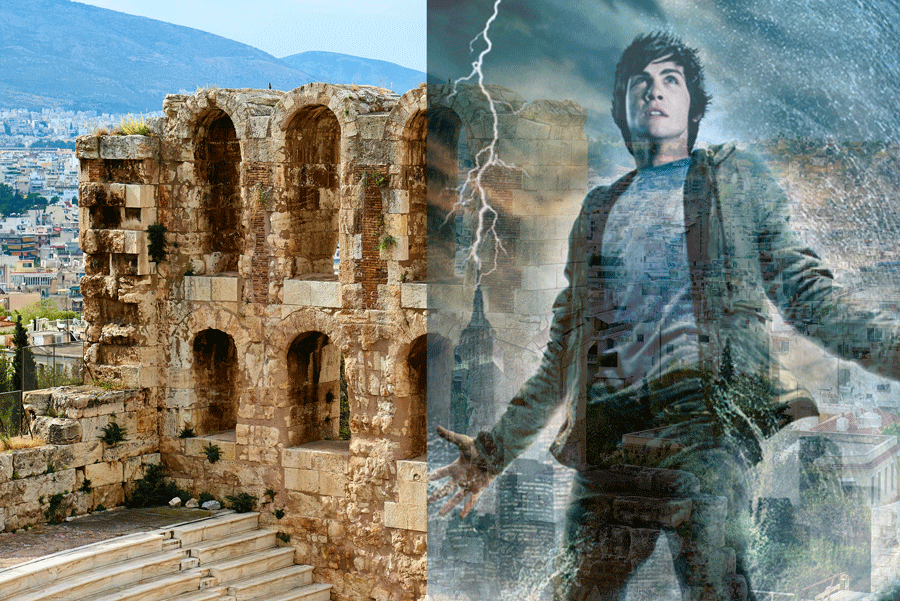 Acropolis & Acropolis Museum Tour inspired by Percy Jackson -