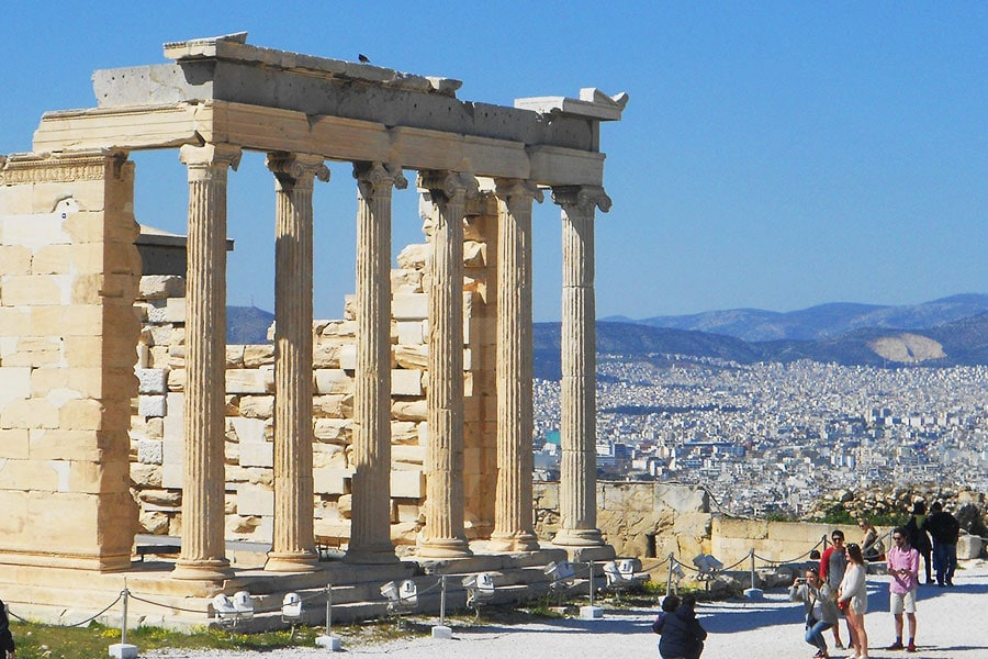 Athens in A Day: City Exploration & Acropolis -