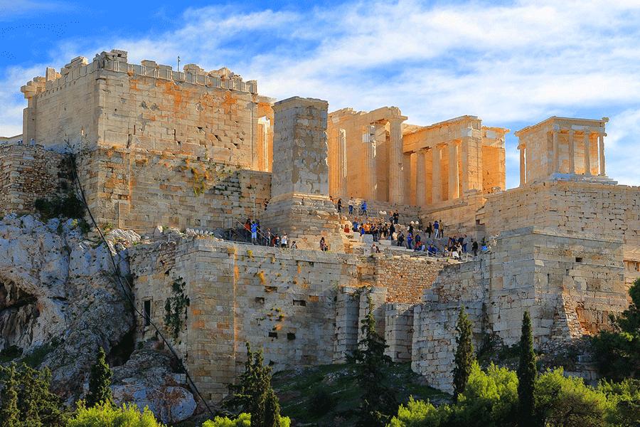 Acropolis for families Tour -
