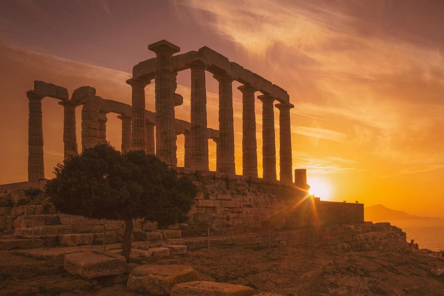 Temple of Poseidon & Sounio Tour -