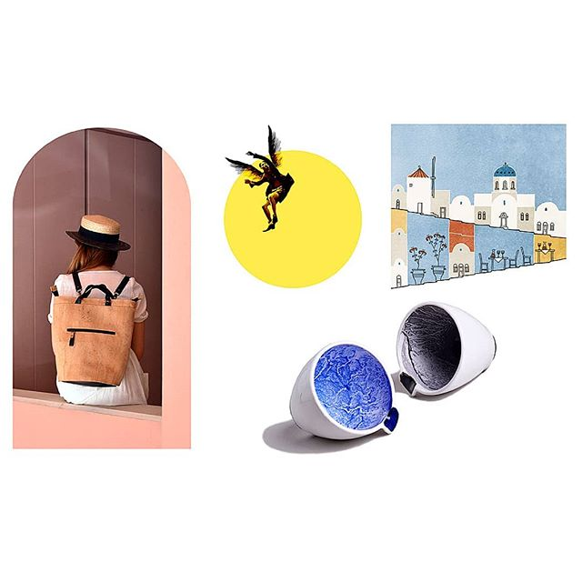 """""""In Co We Trust"""" - we also believe collaboration is key to creation, which is why we partnered up with this local art collective! In 2018, 5 Greek artists created a visionary  shared space in the city center, where they design, produce and sell their own products ✏️✂️🎨 Book your stay with us and shop accessories, ceramics, leather bags, unique prints and much more, all the while saving money and supporting local independents artists 🐢 Tap to visit the most creative Instagram accounts this side of Athens! . . . . . . #helocal #shoplocal #shopping #souvenir #alternative #contrust #collective #art #artanddesign #athens #greece"""