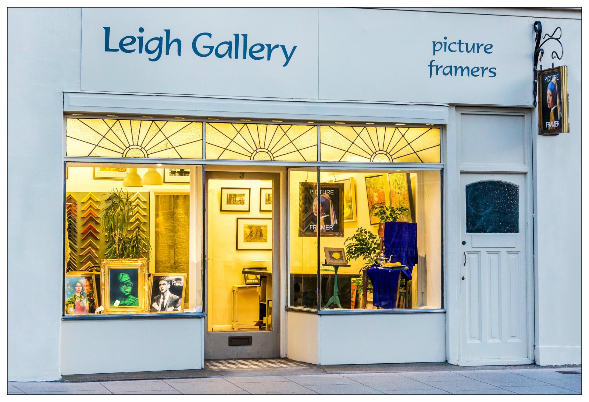 Leigh Gallery in Hampton Hill, London, photo by Cristina Schek.jpg