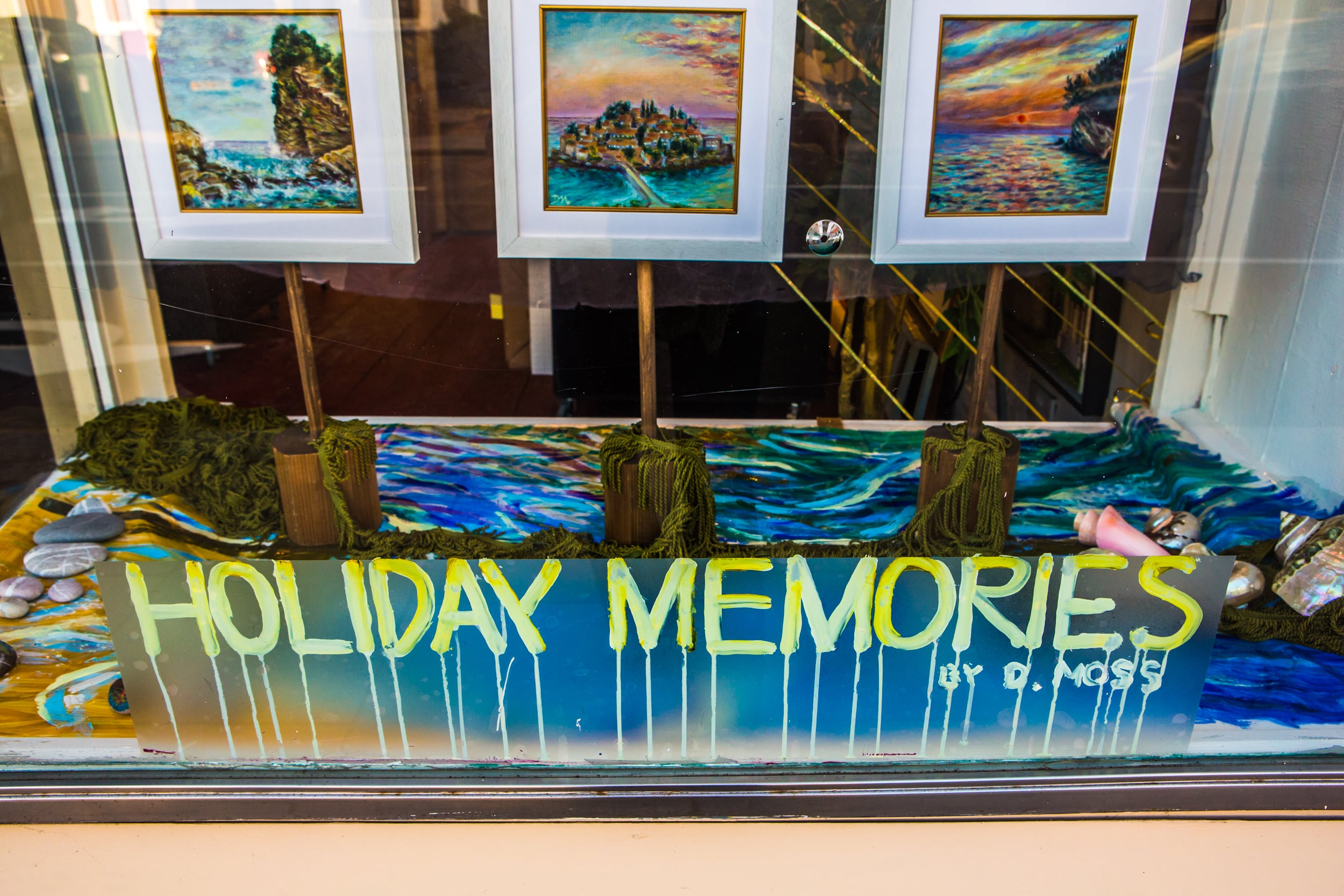 Holiday Memories by Doina Moss, Leigh Gallery, Photo by Cristina Schek (1).jpg