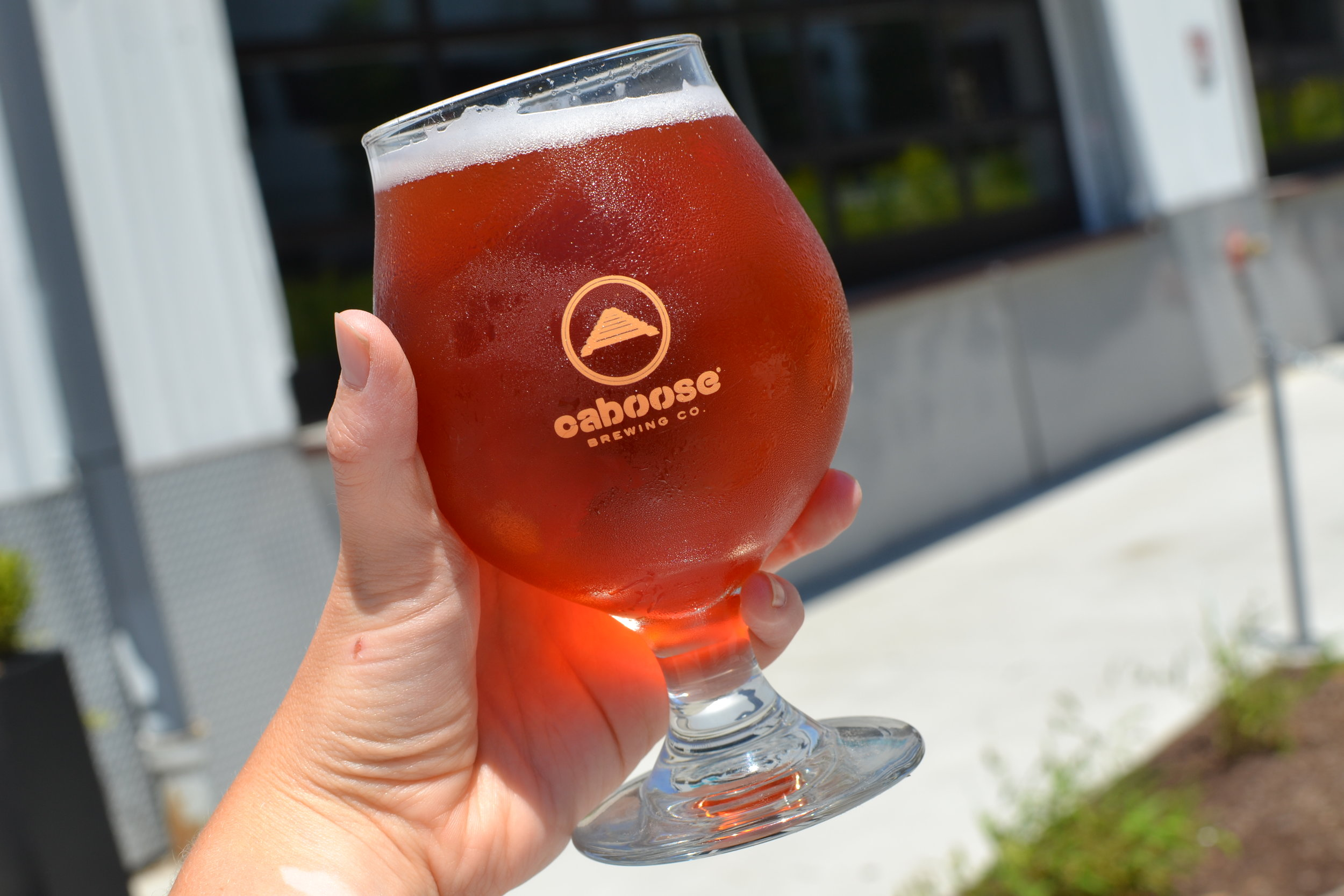 Raspberry Lokaal at Caboose Commons