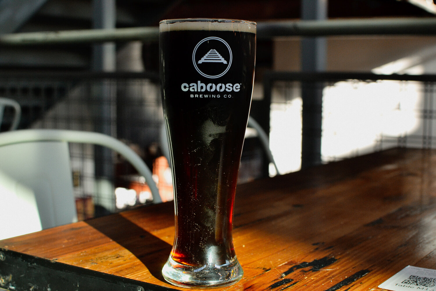 German Black Lager | 4.7% ABV | IBU 37 | Smooth Chocolate Notes, Rich, Roasted Malt, Subtle Cherry Wood Smoke Finish