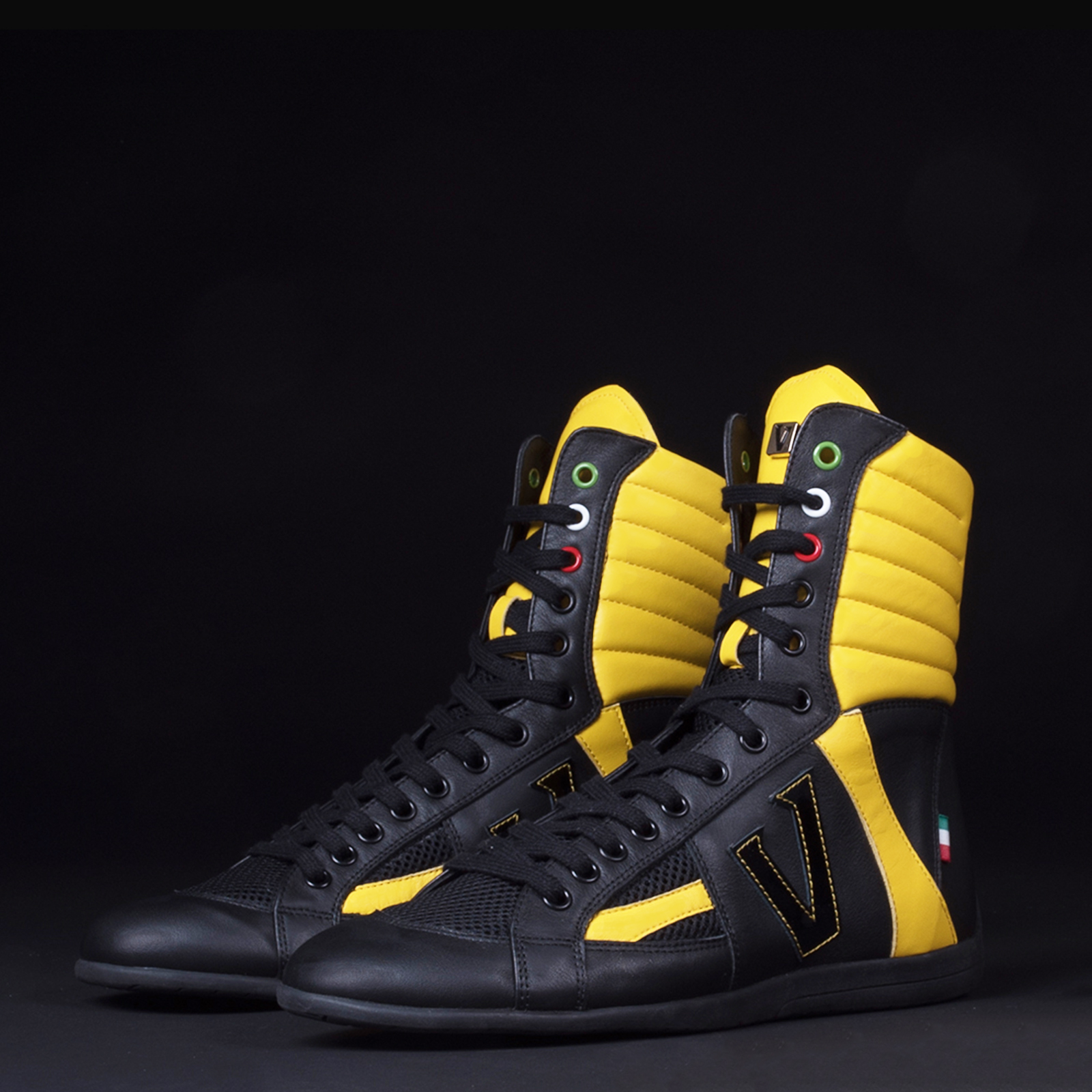 High Top Boxing Shoes for Women and Men