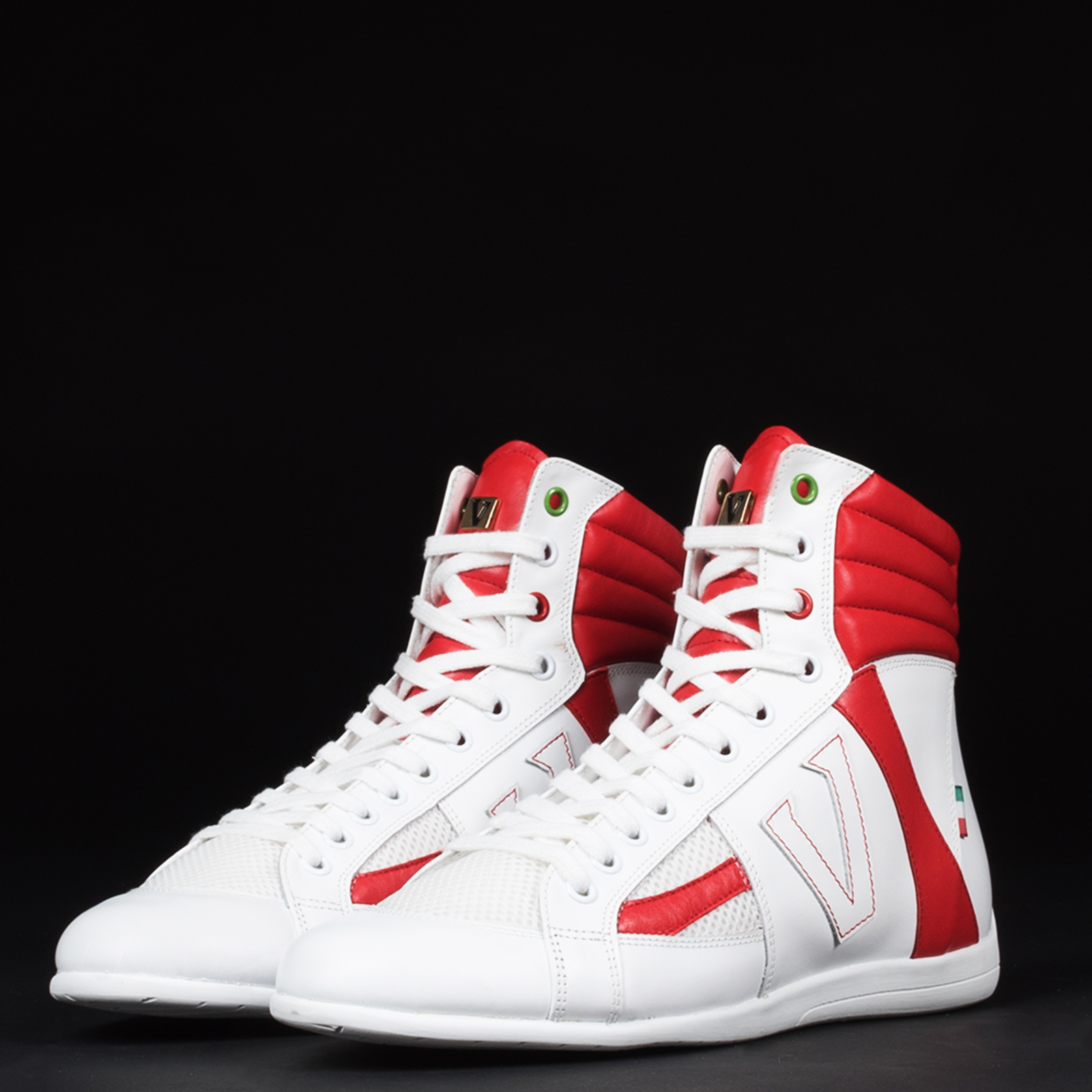 Low top designer boxing shoes for women