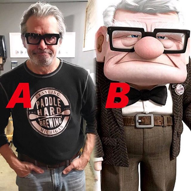 Can you guess which one is Steve?! If you think you can, we will enter you into a drawing for a $10.00 gift card! To enter for your chance to win, simply like this post and tag 2 friends in the comments with your answer of A or B! Contest ends March 17th @ noon! The more you comment the greater the chances of winning. Good Luck! 💋☕️