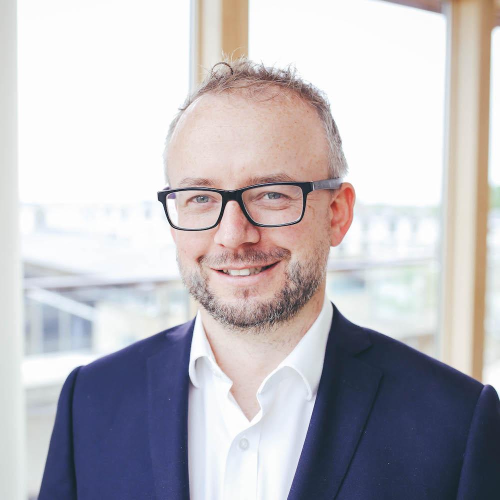 Eoghan Carroll, Head of Underwriting