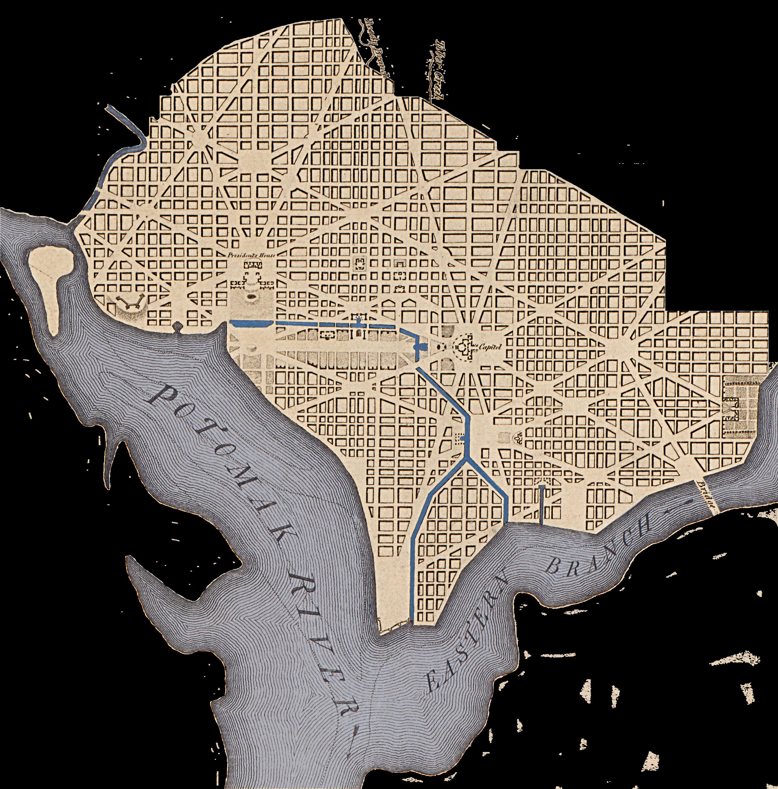 LEnfant_DC_Plan_Canal.png