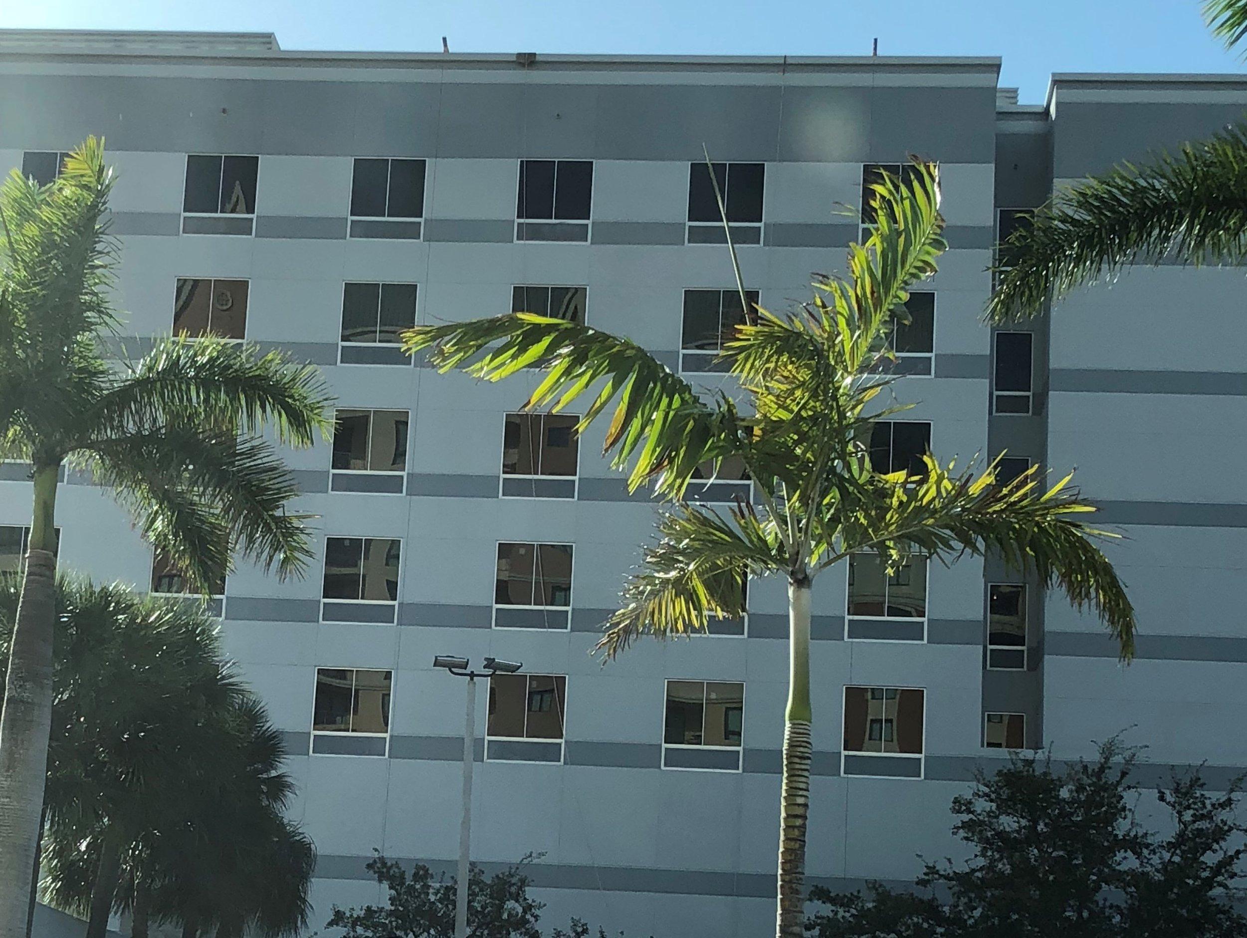 Fairfield Inn Ft Lauderdale - Class I Anodized.jpg